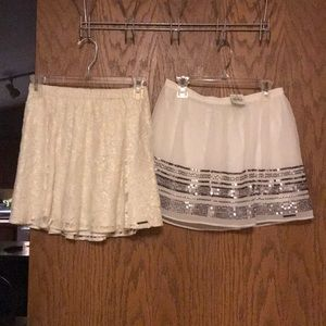Abercrombie & Fitch Skirt Bundle